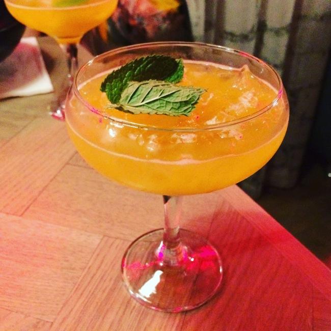 The Mango-Tango