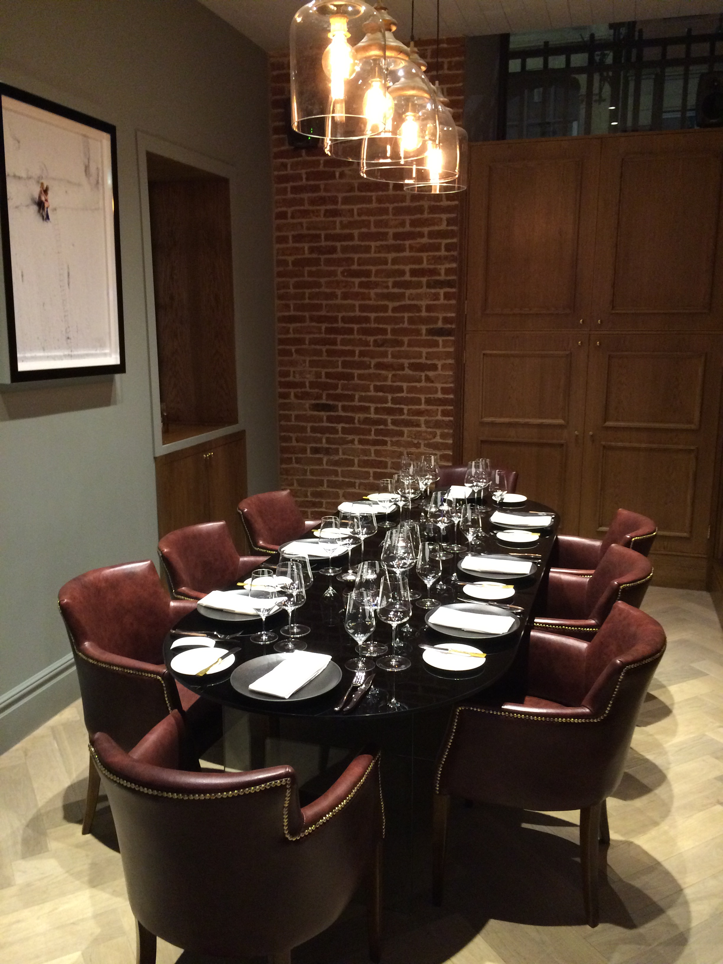 Stockdales Private Dining Leeds